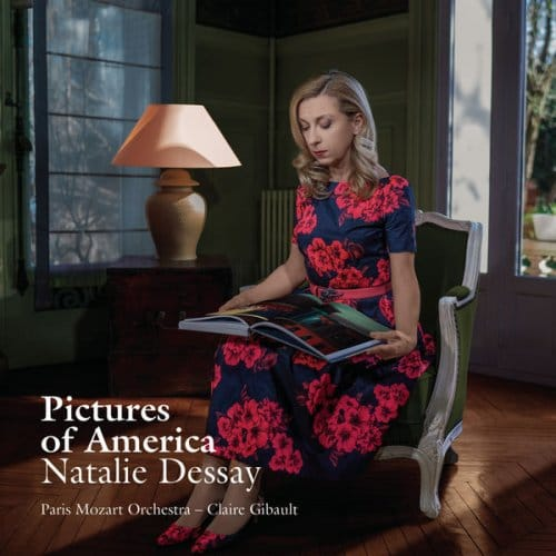 Natalie Dessay - Pictures of America (2016)