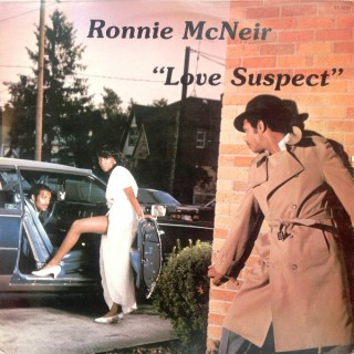 Ronnie McNeir - Love Suspect (1987)
