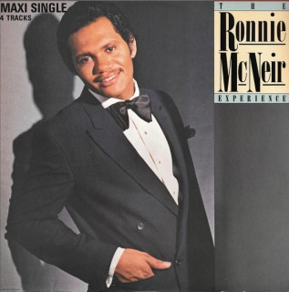 Ronnie McNeir - The Ronnie McNeir Experience [EP] (1984)
