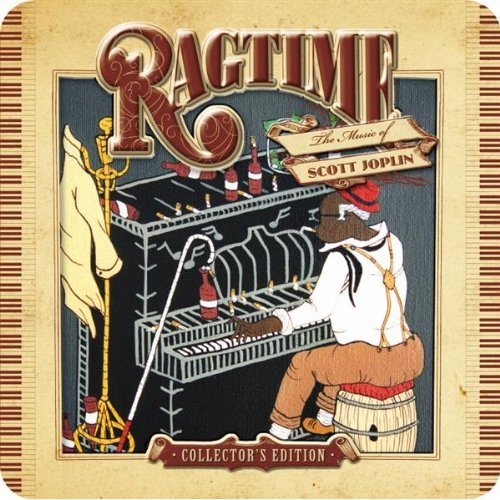 Scott Joplin - Ragtime: The Music of Scott Joplin (2008)