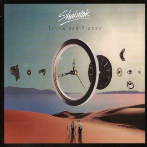 Shakatak - Times And Places (2016)