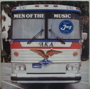 The Band AKA - Men Of The Music (1983)