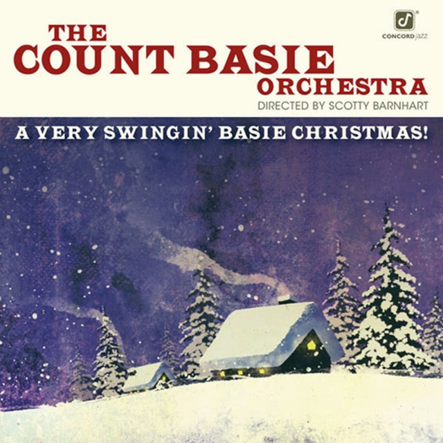 The Count Basie Orchestra - A Very Swingin' Basie Christmas! (2015)