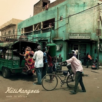 The KutiMangoes - Made in Africa (2016)