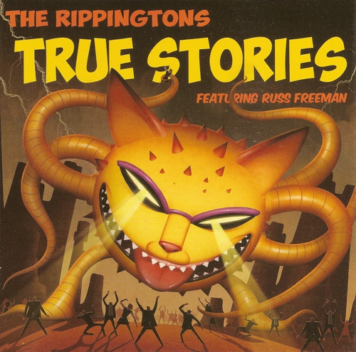 The Rippingtons - True Stories (2016)