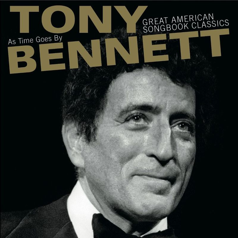 Tony Bennett - As Time Goes By: Great American SongBook Classics (2013)