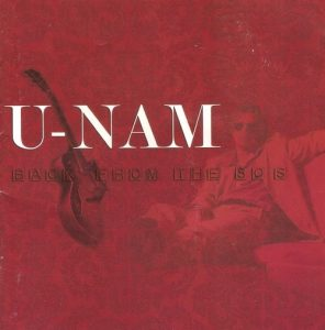 U-Nam - Back from the 80's (2007)