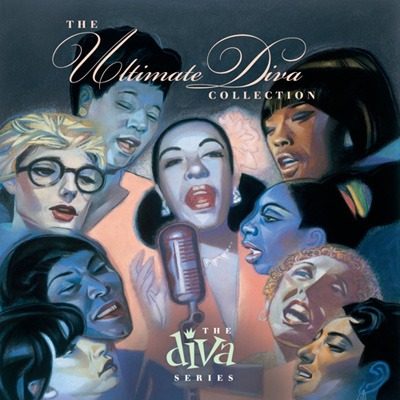 VA - The Ultimate Diva Collection (2003)