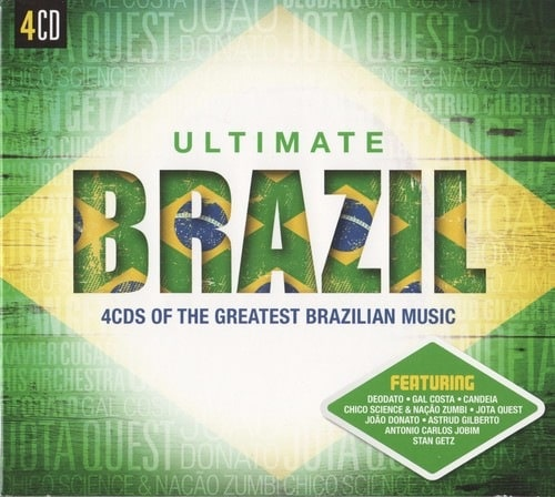 VA - Ultimate Brazil (2016)