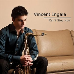 Vincent Ingala - Can't Stop Now (2012)