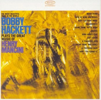 Bobby Hackett - Plays The Great Music Of Henry Mancini (1963)