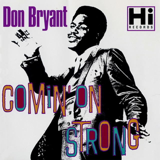 Don Bryant - Comin' On Strong (1992)