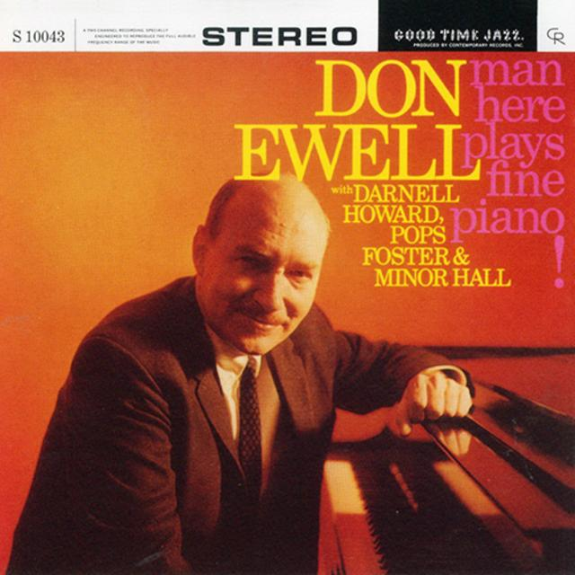 Don Ewell - Man Here Plays Fine Piano (1957)