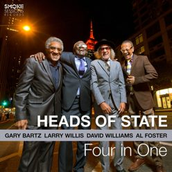Heads Of State - Four In One (2017)