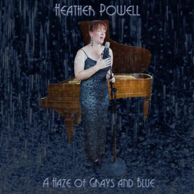 Heather Powell - A Haze Of Grays And Blue (2015)