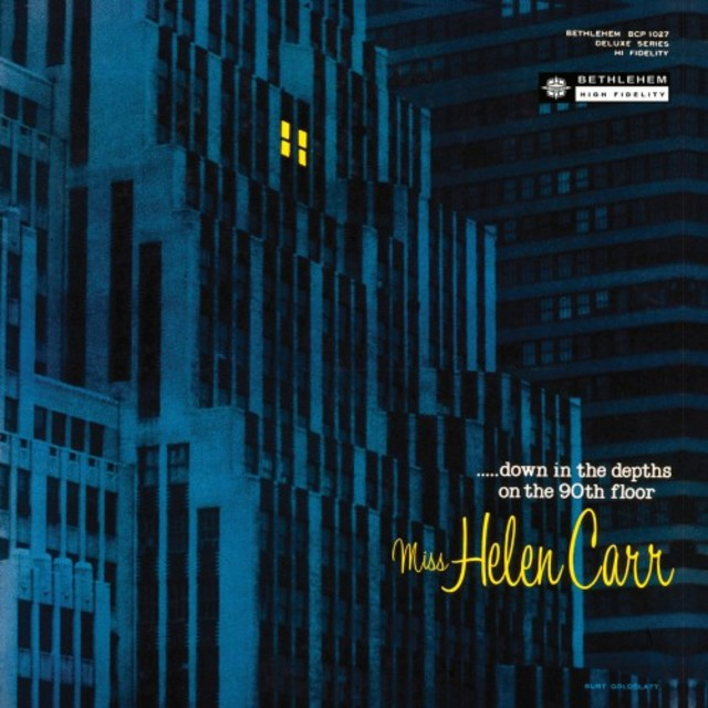 Helen Carr - Down In The Depths On The 90th Floor (1955)