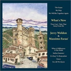 Jerry Weldon & Massimo Farao - What's New (2017)