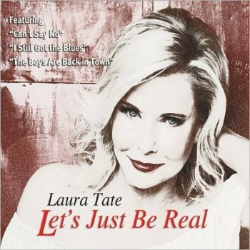 Laura Tate - Let's Just Be Real (2017)