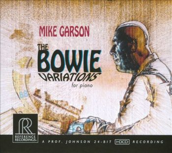 Mike Garson - The Bowie Variations for Piano (2011)