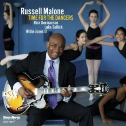 Russell Malone - Time For The Dancers (2017)