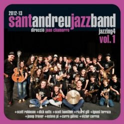 Sant Andreu Jazz Band - Jazzing 4: Vol. 1 (2014)