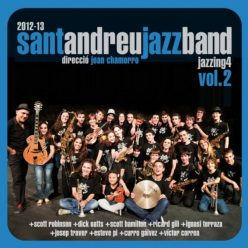 Sant Andreu Jazz Band - Jazzing 4: Vol. 2 (2014)