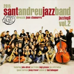 Sant Andreu Jazz Band - Jazzing 6: Vol. 2 (2016)