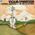 Stephane Grappelli & The Diz Disley Trio - Violinspiration (1975/2015)