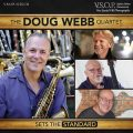 The Doug Webb Quartet - Sets The Standard (2015)