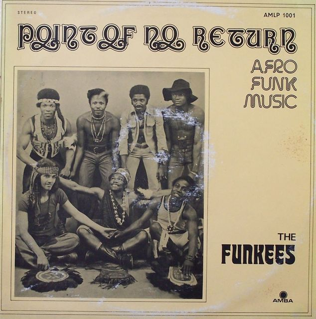 The Funkees - Point Of No Return (1974)