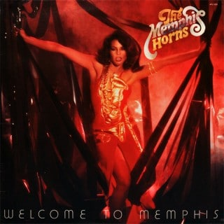 The Memphis Horns - Welcome To Memphis (1979)