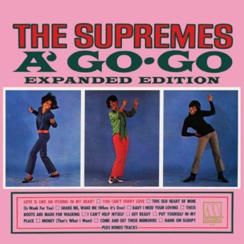 The Supremes - A Go-Go [Expanded Edition] (2017)