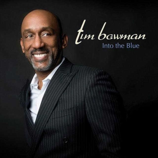 Tim Bowman - Into The Blue (2017)
