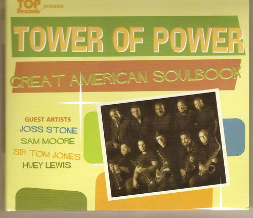 Tower Of Power - Great American Soulbook (2009)