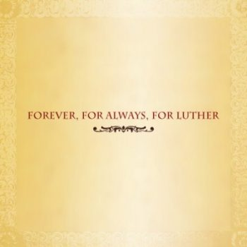 VA - Forever, For Always, For Luther (2004)