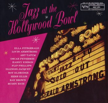 VA - Jazz At The Hollywood Bowl (1956/2011)