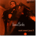 Vinnie Burke - East Coast Jazz, Vol. 2: The Vinnie Burke Quartet (1954/2014)