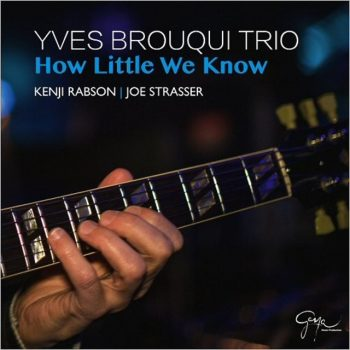 Yves Brouqui Trio - How Little We Know (2017)