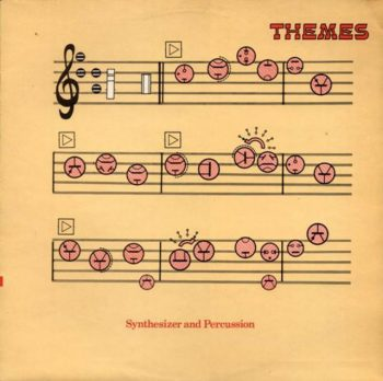 Alan Hawkshaw & Brian Bennett - Themes: Synthesizer and Percussion (1974)
