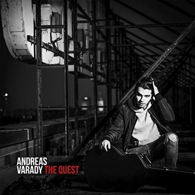 Andreas Varady - The Quest (2018)