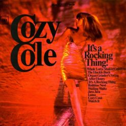 Cozy Cole - It's A Rocking Thing! (1966/2016)