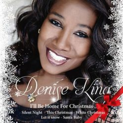 Denise King - I'll Be Home For Christmas (2017)