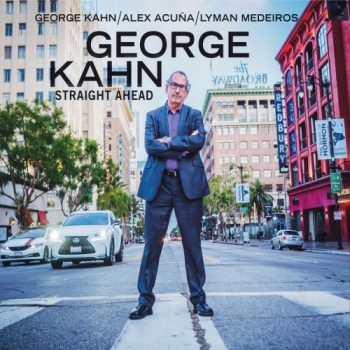 George Kahn - Straight Ahead (2018)