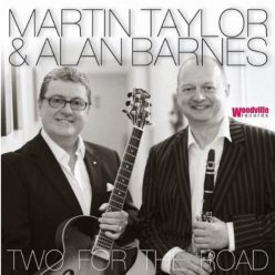 Martin Taylor & Alan Barnes - Two For The Road (2011)