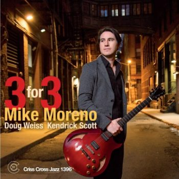 Mike Moreno - Three For Three (2017)