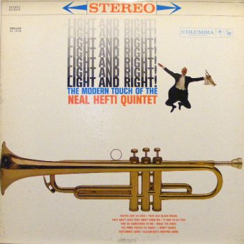 Neal Hefti Quintet - Light And Right (1956)