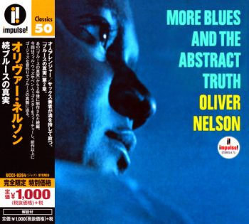 Oliver Nelson - More Blues And The Abstract Truth (1964/2015)