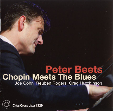 Peter Beets - Chopin Meets The Blues (2010)