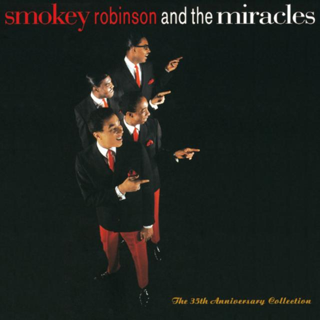 Smokey Robinson & The Miracles - The 35th Anniversary Collection (2014)
