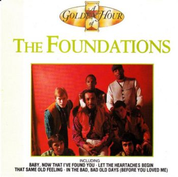 The Foundations - A Golden Hour Of The Foundations (1990)